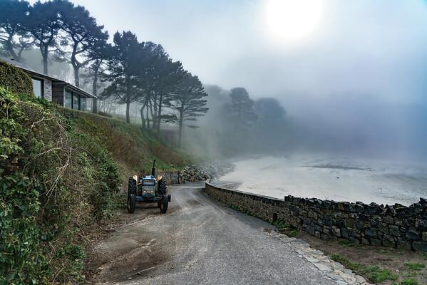 Mist, Portelet, Guernsey