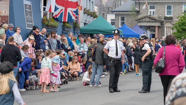 2018, Guernsey, Liberation Day @ Castle Pier, ,Guernsey - 09/05/2018