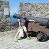 Fort Grey, ship wreck museum (lots of cannons on Guernsey)