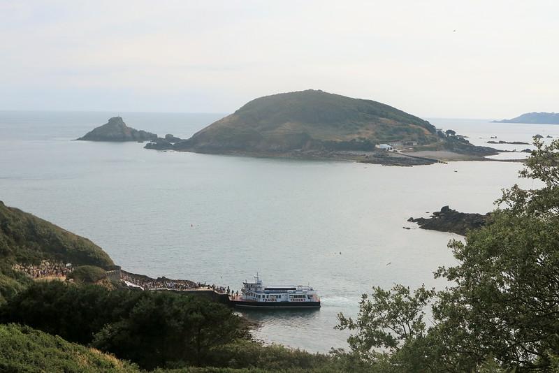 Jethou Island - privately owned!