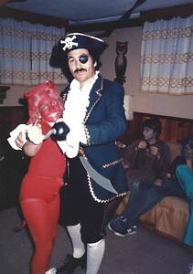 Jacque the devil.  Len the pirate