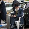 Before Passover in Bnei-Brak