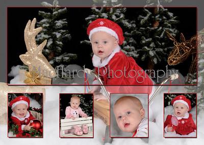 Haleigh collage
