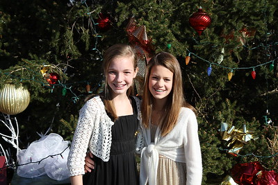 Halli and Friends 2010 Christmas