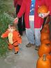 John and his pumpkin