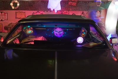 Halloween on Sheraton Drive