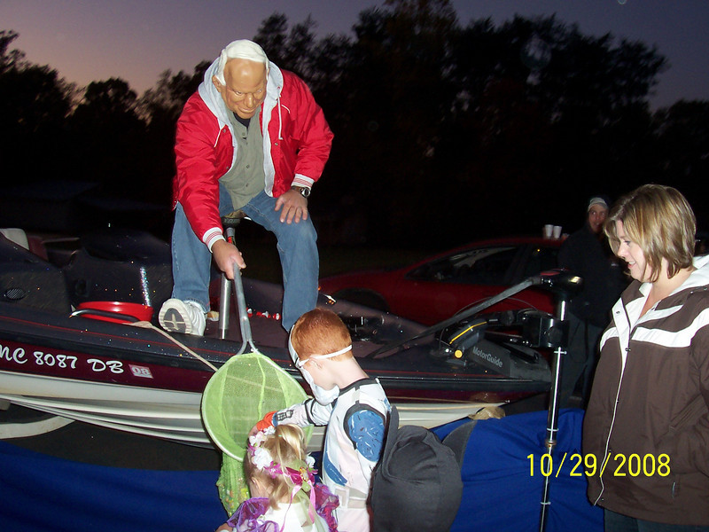 This is John McCain neting out some candy