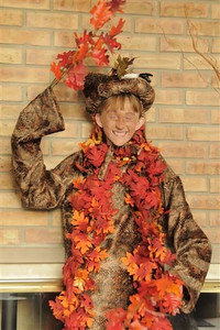 Cassandra the Halloween tree