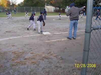 Zach Steals Third Base!!!!!!