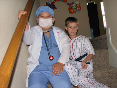 Tyler's best buddy, Zack was a surgeon while Tyler was a baseball player.