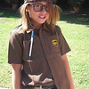 Emi the UPS girl