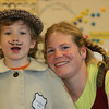 Detective Nott & Pippi Longstockings at the Kindergarten Halloween Party