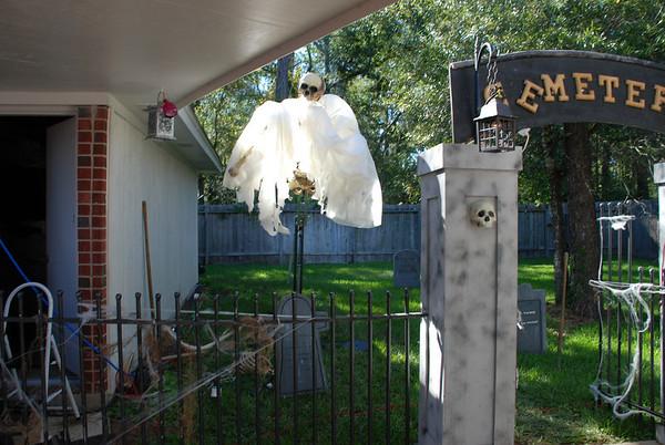 Halloween 2009 the LAST Haunted House