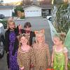 Hannah, Sadie, Sydney, Hailey