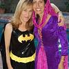 Bat girl and renaissance gal...dear friends.