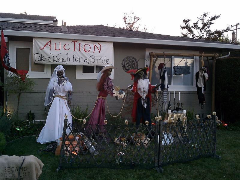 Neighborhood Pirate House