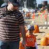 Tom showing Dio around the pumpkin patch.