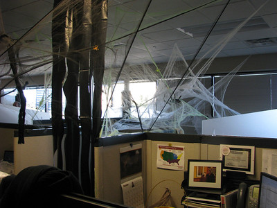 The spooky office