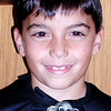 Adam Wuestefeld, 8, Brownsburg, as The Soul Taker