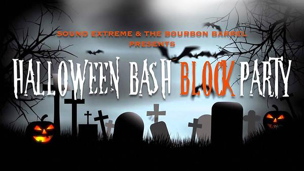 Halloween Block Party Bash 2017