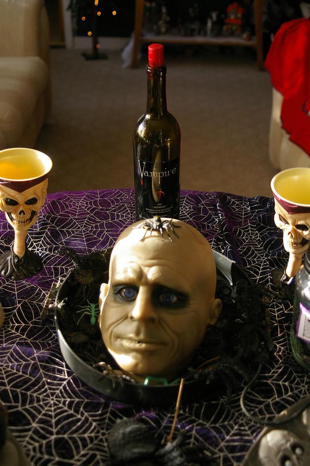 Vampire wine anyone?