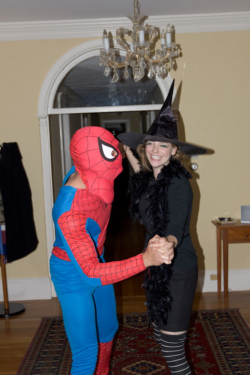 Halloween Party at Peter's
