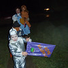 Hallowe'en 2009 Mary Chakasim and her daughters