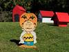 Charlie Brown in Halloween costume (SC-1 2017-10-24)