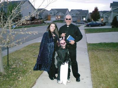 Halloween at Jon's, Oct 08