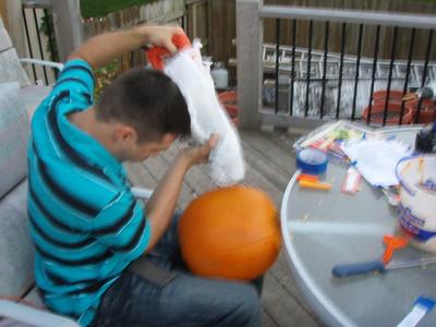 Halloween in KC 2010