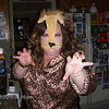 "Dana is the ""Cowardly Lion."""