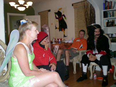 Cyndi, Pam, Gary, & Fausto playing Taboo!