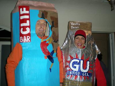 Meet Clif and Gu!