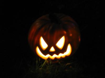 2009/10/31 >> Graveyard