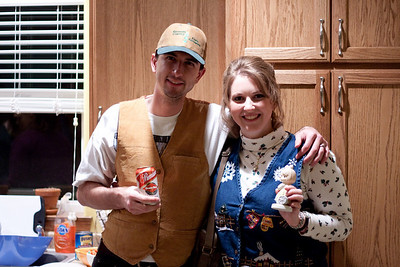 Jeremy and Shelby as Minnesotans.