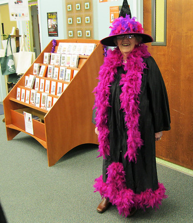 Halloween @ your library 2010