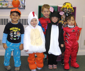 Halloween @ your library 2009