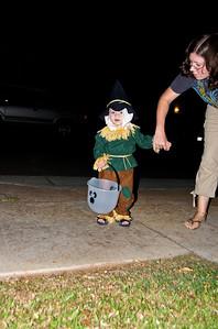 """Kyler's """"First"""" Halloween"""