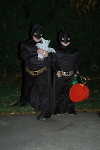 Jack & Will as Batman (3)