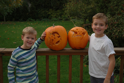 Jack & Will's Pumpkins