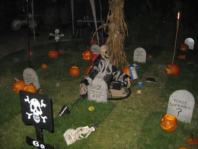 Pumpkin Party / halloween 2011