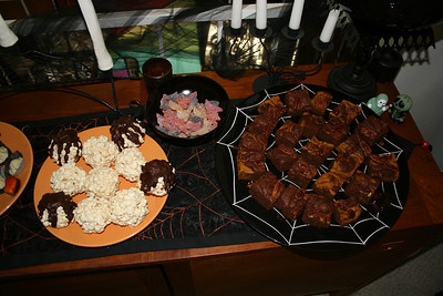 Halloween Treats 30 Oct 2010