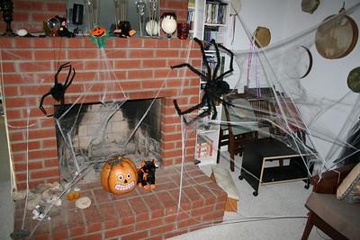 Halloween Decorations 30 Oct 2010