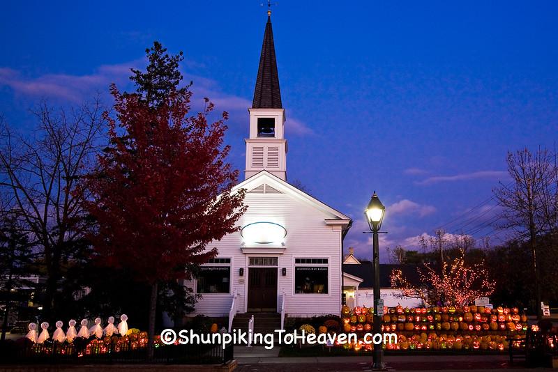 Jack-o-Lanterns, Delafield, Wisconsin