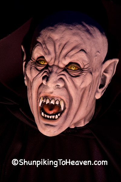 Halloween Vampire, Dane County, Wisconsin