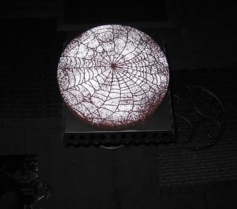Spiderweb cake, 2006