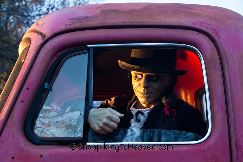 Ghoulish Driver, Green County, Wisconsin