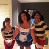 Halloween - Alice and Twinsy-Tweedle-Dee-Girls 2012