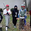 Hunger Games, MB, Ninja, Boba Fett, Jester