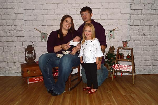 Hanna, Aaron, & kids